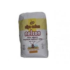 Alpa Nelson Özel Amaçlı Pastalık Buğday Unu 25 Kg