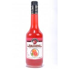 Fo Sirop d'arome de Pample Mousse Rose - Pembe Greyfurt 700 ml (YENİ)