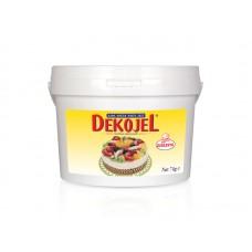 DEKOJEL SADE SOĞUK PASTA JEL 7kg